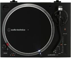 Audio-technica At-lp120xusb-bk Direct Drive Turntable With Usb - Black