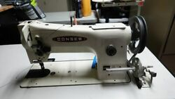 Industrial Sewing Machine Walking Foot Consew 206rb-4