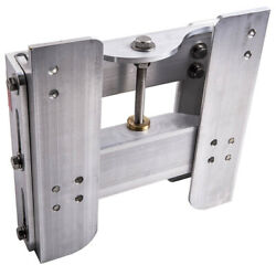 Replacement Back Aluminum Adjustable 4and039and039 Outboard Boat Jack Plate For Jpl4400