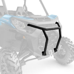 Can-am New Oem Commander Steel Durable Front Bumper With Mount Points, 715007631