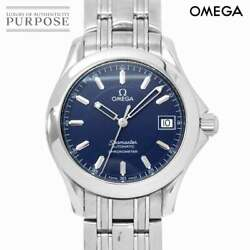 Omega Seamaster 120 Jacques Mailool 2001 2507 80 Limited Ed To 4000 Pieces Mens