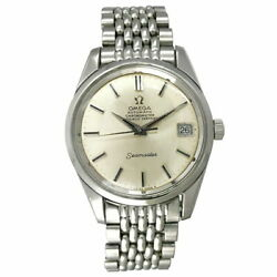 Oh Already Omega Seamaster Cal.564 Secondhand Men's Watches Chronometer