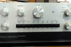 Accuphase Solid Sharpness Punchy Tone C-200 L4w687