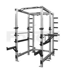 Force Usa Full Commercial Performance Power Cage Rack Rrp Andpound2299.99 In Stock