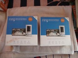 2 Ring Stick Up Cam Battery Powered Indoor Outdoor Camera With Two-way Talk