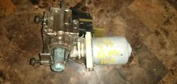 Cadillac Trunk Pull Down Motor W/ 5 Pin Switch Works Great Plug N Play Gm105
