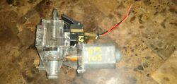 Cadillac Trunk Pull Down Motor W/ 5 Pin Switch Works Great Plug N Play Gm103