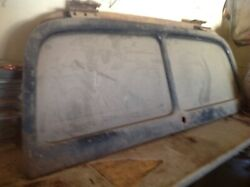 1950 Ford Woodies Top Tail Gates