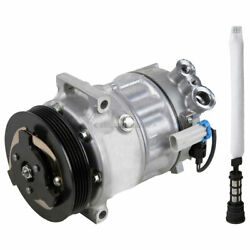 For Buick Lacrosse 2011 Oem Ac Compressor W/ A/c Drier Dac