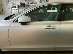 Driver Front Door Without Lower Moulding Fits 18 Volvo S90 2248626