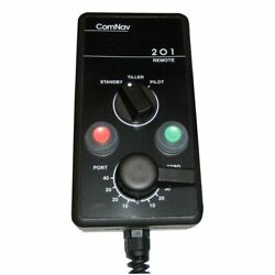 Comnav 201 Remote W/40and039 Cable F/1001 1101 1201 2001 And 5001 Autopilots 20310