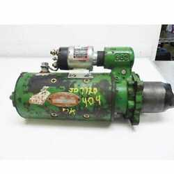 Used Starter - Delco Style 4894 Compatible With John Deere International
