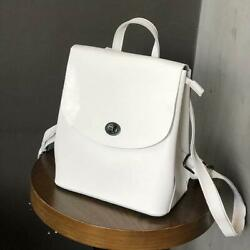 BackpacksWomen#x27;s Leather BagsAll Match Simple Soft Leather Small BackpacksWom $75.00