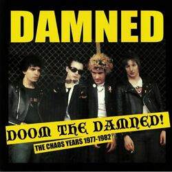 Damned - Doom The Damned The Chaos Years 1977-1982 Record Store Day 2018 - Lp