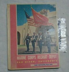 Marine Corps Recruit Depot Mcrd San Diego 1956 1959 Yearbook 3050 Charlie Co