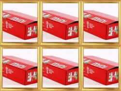 6x Sets Of 24 Mini Coca Cola Bottles Russia Soccer Football World Cup 2018