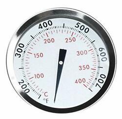 Dozyant 67088 Thermometer With Tab Replacement For Weber Genesis 300 Series