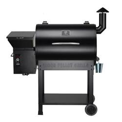 6-in-1 Barbecue Outdoor Oil Drum Charcoal Grill Steel Stove Patio Camping Bbq