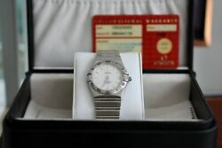 Omega Constellation Perpetual Calender 1552.30 Calibre 1680 Mint Condition 2003