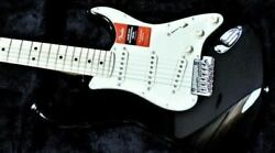 With H Case First Fender Usa Professional Stratocaster Corona California