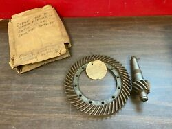 1928-30 Dodge Victory And Senior 6 Ring And Pinion Gear Nos 621
