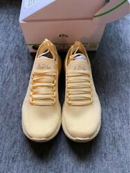 Apl Techloom Breeze Womens Sneakers / Color Yellow / Size 7