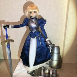 Used Mint Voks Fate Dd Saber Doll Feed Rim 60cm Girl Figure Doll From Japan Rare
