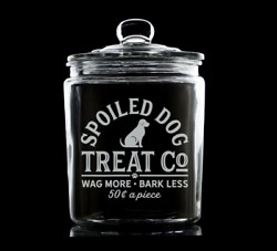 Dog Treat Tank,dog Treat Container,dog Supply Jar,dog Food Container And Storage