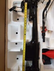 7hp 196cc 4 Stroke Outboard Motor Air Cooled 22 Long Shaft