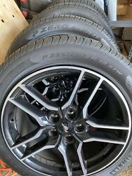 2020 Mustang Gt Wheels. Have 10,000 Miles On Them. Tires Are Good.
