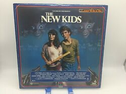 The New Kids Extended Play Laserdisc Ld - Shannon Presby