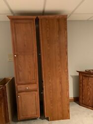 Real Wood Cabinets Wine Rack With Lights Glass Cabinet With Light.