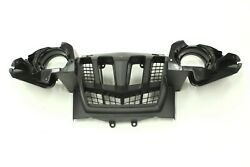 Yamaha Grizzly 550 And 700 Front Fender Nose Grill 2012-2015 1hp-f8309-00