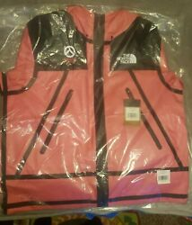 Supreme The Summit Series Outer Tape Seam-jacket- Pink Size Xl🔥
