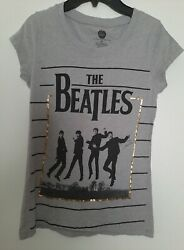 The Beatles Tshirt Size Small