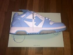 Off-white Out Of Office Size 12 Blue/white New