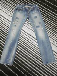 Hysteric Glamour Hys Selvedge Earliest Denim W30 Red Tab Menand039s Ja176
