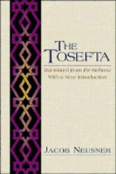 The Tosefta Volume I And Volume Ii By Jacob Neusner Used