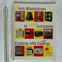 Vintage From Woodstoves to Microwaves...Cooking With Entergy Louisiana Cookbook
