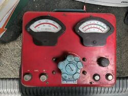 Vintage Sun Electric Corp Bst-5 Battery Starter Tester Untested