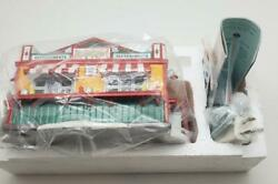 Dept 56 Snow Village Stardust Refreshment Stand And Drive-in Theater Never Used
