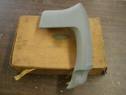 Nos Oem Ford 1969 Mustang Coupe + Convertible Quarter Panel Extension Rh