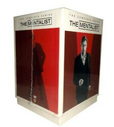 The Mentalist The Complete Series Dvd Box Set 34 Disc Region 1 New And Sealed