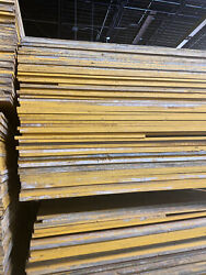 5/8 Hdo Plastic Plywood 4x8 - Can Deliver In Tristate Area Minimum 50 Sheets
