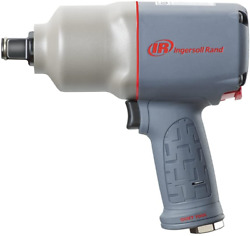 """Ingersoll Rand 2145qimax 3/4"""" Drive Air Impact Wrench – Quiet Technology, 1,"""