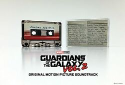 Guardians Of The Galaxy Vol. 2 Awesome Mix Vol. 2 [cassette] New