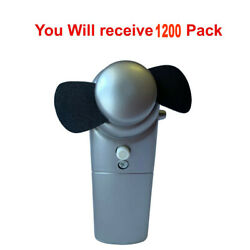 1200x Portable Misting Fan Mini Pocket Handheld Cooling Personal Water Spray