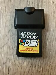 Action Replay Dsi Cartridge Yellow Label Cheat Codes Fast Ship Rare Authentic