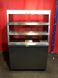 Burger Chute With Stand 3 Tier Commercial Catering Fast Food Takeaway
