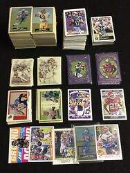 410+ Topps Magic Football Cards 2009 2010 2012 2013 Autos, Inserts Stars